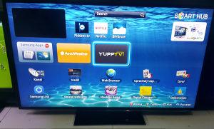 TV SMART 3D LED 55(139,70 CM)SAMSUNG FULL HD-WI FI