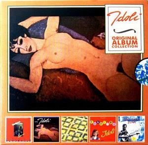 5CD IDOLI ORIGINAL ALBUM COLLECTION MINI LP COKOLADA PAKET ARANZMAN POP SRBIIJA