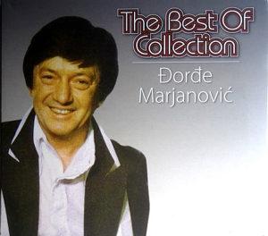 CD DJORDJE MARJANOVIC THE BEST OF COLLECTION