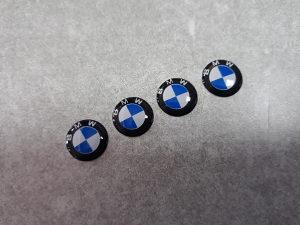 AMBLEM ZNAK NALJEPNICA LOGO ZA KLJUC BMW