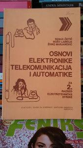 OSNOVI ELEKTRONIKE, TELEKOMUNIKACIJA I AUTOMATIKE / ELE