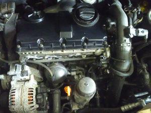 sharan motor