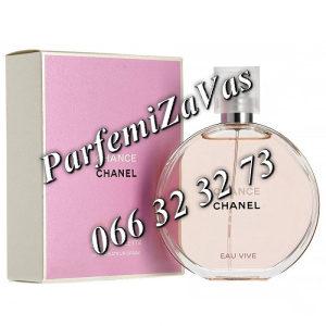Chanel Chance Eau Vive 50ml ... Ž 50 ml