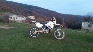 Yamaha dt 125 R cross enduro