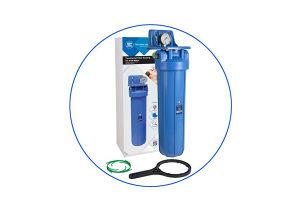 Big blue s manomertom-mehanički predfilter za vodu