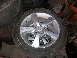 Mazda feluge 16