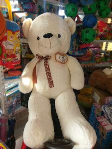 Veliki plisani medo medvjed 130 cm  NOVO!