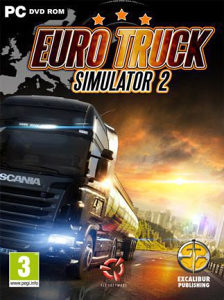 Euro Truck Simulator 2 -ORIGINAL- STEAM key