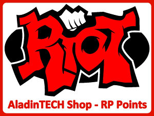 League of Legends - LOL RP - Riot Points - GIFT