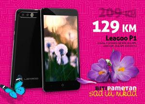 Leagoo P1 | 1GB + 8GB | 8 Mpx | 4000 mAh | Dual sim