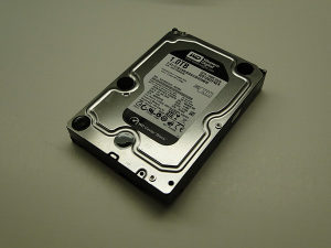 Hard Disk | Western Digital 1TB | Caviar Black | SATA