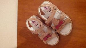 Kozne sandale za djevojcice br 26