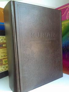 Enes Karić - Kur'an s prijevodom - Unikat