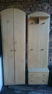 Komoda puno drvo komoda za hodnik ormar cipelarnik gard