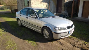 Auto BMW 320 Dizel