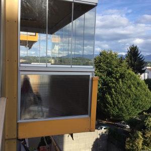 Ostakljivanje balkona terasa