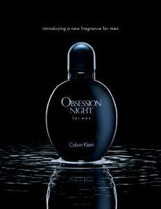 Obsession night for men parfem