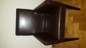 Kožna stolica