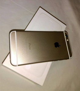 IPhone 6 Gold 16g kao nov!