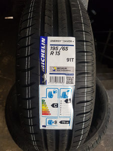 195 65 15 Michelin Energy Saver R15 LJETNE GUME