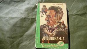 Autobiografija B.Nusic