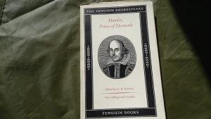 SHAKESPEARE THE TRAGEDY OF HAMLET PRINCE OF DENMARK.