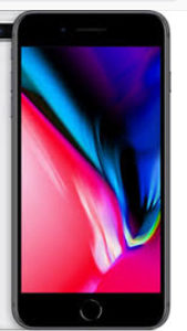 Iphone 8+ Display crna boja potrazujem samo orginal