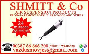 Vazdusni Amortizer Jastuk AUDI A6 ALLROAD S8 A7 A8 Q7