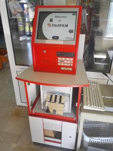 Foto stampac fujifilm foto kiosk