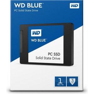 SSD WD 1TB Blue SATA3 2.5