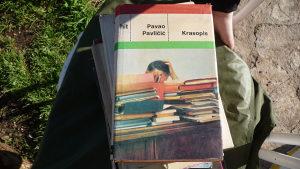 Krasopis Pavličić