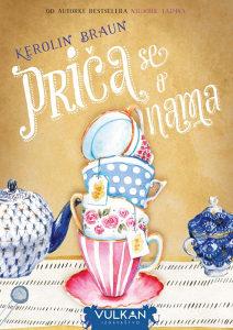 Knjiga: Priča se o nama, pisac: Kerolin Braun, Književnost, Romani, Ljubavni