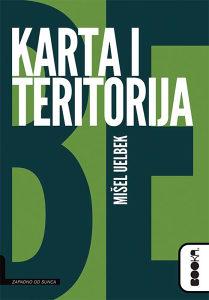 Knjiga: Karta i teritorija, pisac: Mišel Uelbek, Književnost, Romani