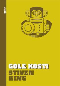 Knjiga: Gole kosti, pisac: Stephen King, Fantastika, Horor