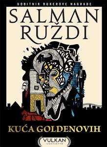 Knjiga: Kuća Goldenovih, pisac: Salman Ruždi, Književnost, Romani, Klasici
