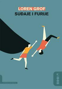 Knjiga: Suđaje i furije, pisac: Loren Grof, Književnost, Romani