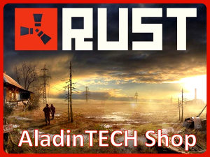 RUST / STEAM / GIFT