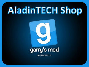 Garry Mod / STEAM / GIFT