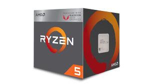 AMD Ryzen 5 2400G 3.60GHz AM4 BOX