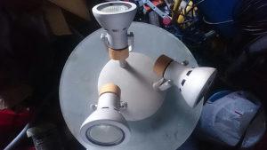 Luster plafonjerka lampa plafonjera sijalica