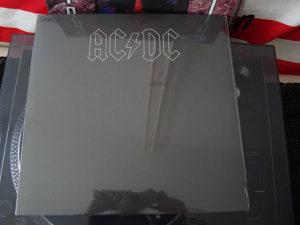 ACDC - Back In Black NOVO 180g
