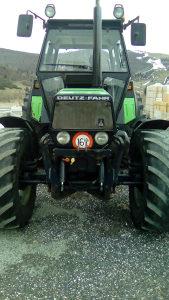 Traktor deutz 4,70 DX