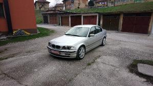 BMW e46 3.0 XD