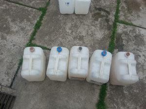 Kanister plasticni za vodu rakiju i ostalo