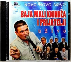 CD BAJA MALI KNINDZA I PRIJATELJI UZIVO KRAJISKA REPUBLIKA SRPSKA PLANETA 015