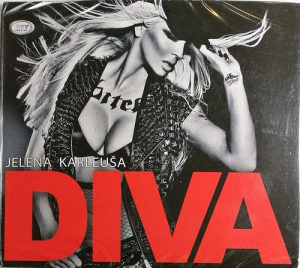 CD JELENA KARLEUSA DIVA ALBUM 2013 NARODNA SRBIJA