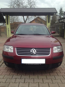 VW Passat 5 plus