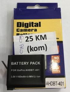 Baterija za kameru GoPro Hero 4 Hero4 AHDBT-401