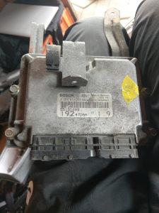 Kompjuter motora 55191209 0281011553