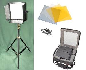 WestCam LED 600 CAMTREE Reflektor kit